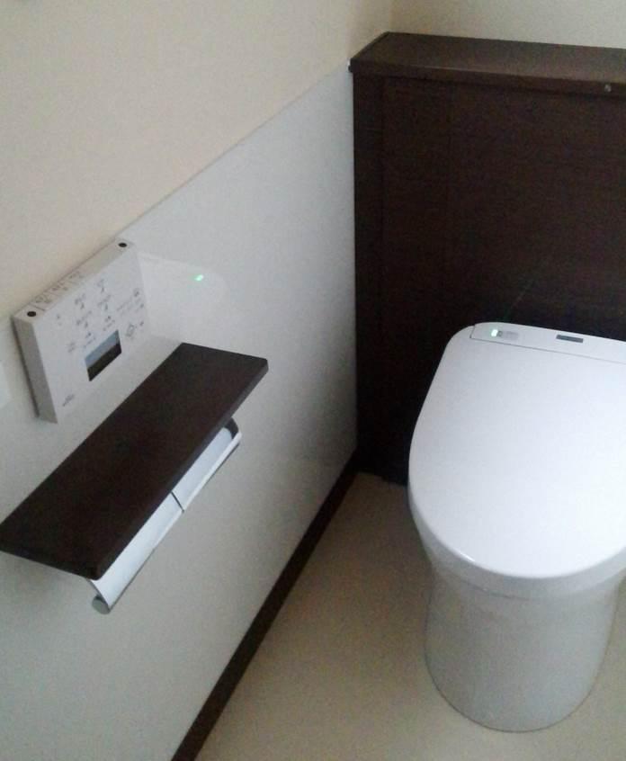2-9 トイレ 洋便器 ⇒ 洋便器