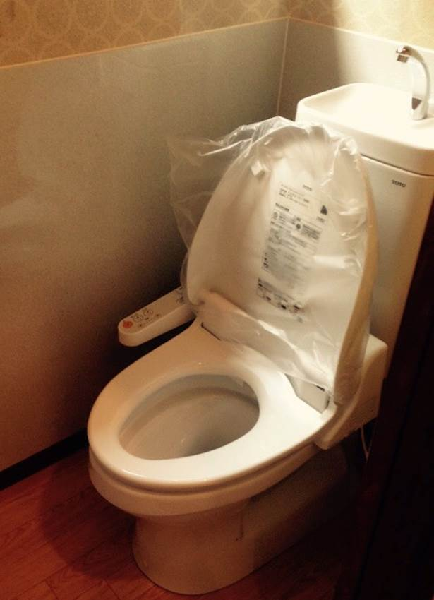 4-1 トイレ 和式便器 ⇒ 洋便器