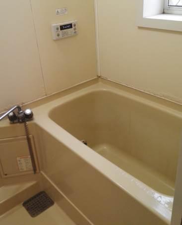 4-5 浴室 ユニットバス⇒ユニットバス 施工前
