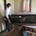 家具移動中